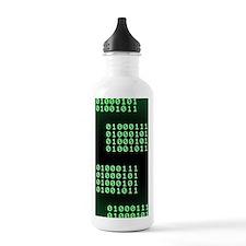 Binary code for GEEK Water Bottle