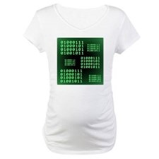 Binary code for GEEK Shirt