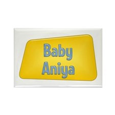 Baby Aniya Rectangle Magnet