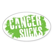 2013 Cancer Sucks Tee! Decal