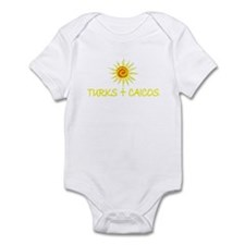 Turks & Caicos Infant Bodysuit
