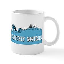 Nostril banner Mug