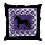 Paso PPL Throw Pillow