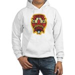 Indio Police Hooded Sweatshirt