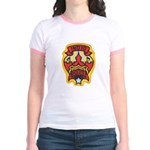 Indio Police Jr. Ringer T-Shirt