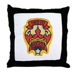 Indio Police Throw Pillow