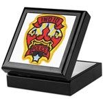 Indio Police Keepsake Box