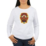 Indio Police Women's Long Sleeve T-Shirt