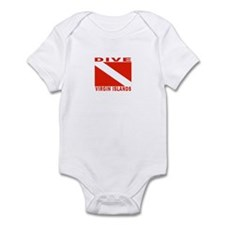Dive Virgin Islands Infant Bodysuit