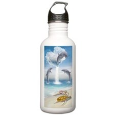 The Heart Of The Dolph Water Bottle