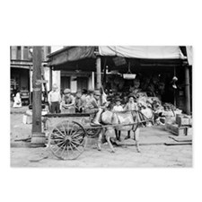 New Orleans French Market Postcards (Package of 8)