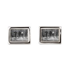 Portrait of Loggers Cufflinks