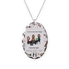 AAC Bill of Rights Necklace
