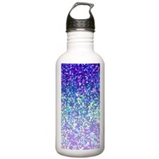 Glitter 2 Water Bottle
