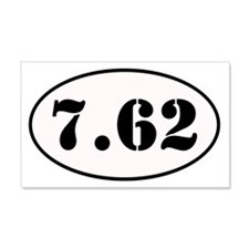 7.62 Shooter Decal Wall Decal