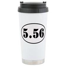 5.56 Shooter Decal Travel Mug