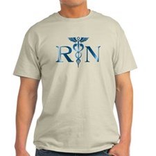 RN Nurse Caduceus T-Shirt