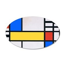 MONDRIAN 1 Wall Decal