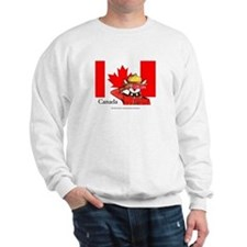 Canadian Mountie Fox Sweater