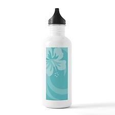 Aqua Iphone 5 Wallet C Water Bottle