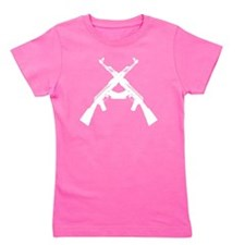 AK 47 - Guns Girl's Tee
