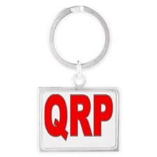 small qrp Landscape Keychain