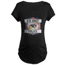 Custom German Shepherd K9 Unit Police T-Shirt