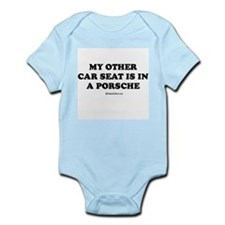 My other car seat / Baby Humor Infant Bodysuit
