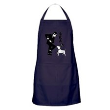 Rude Boy and  Winston Apron (dark)