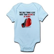 Boxing Mommy Body Suit
