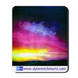 Decorah Sunset Mousepad