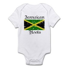 Jamaican roots Infant Bodysuit