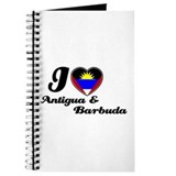 I love antigua and Barbuda Journal
