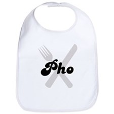 Pho (fork and knife) Bib