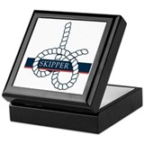 skipper Keepsake Box