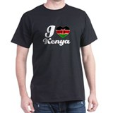 I love Kenya T-Shirt