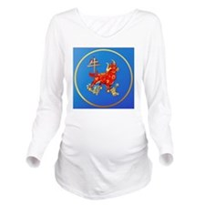 Year Of The Ox Long Sleeve Maternity T-Shirt