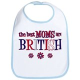 British Moms Bib