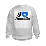 I love Somalia Sweatshirt