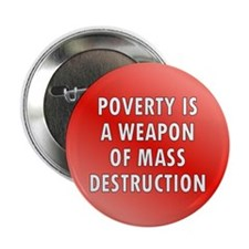 POVERTY Button