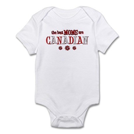 Canadian Moms Infant Bodysuit