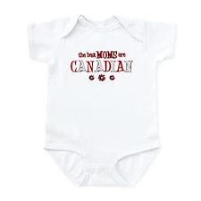 Canadian Moms Onesie