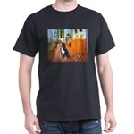 A Room with a Bernese Dark T-Shirt