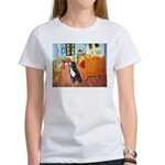 A Room with a Bernese Women's T-Shirt