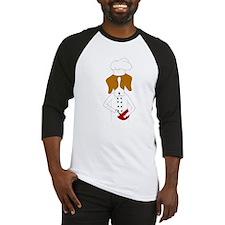 Doggy Chef Baseball Jersey