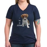 """I Love My Jack Russell"" Shirt"
