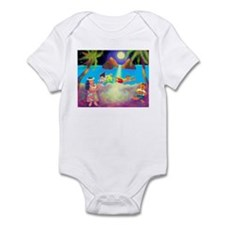 1st Flying Lesson Infant Bodysuit