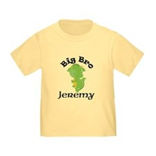 Big Bro Dragon Personalized T-Shirt