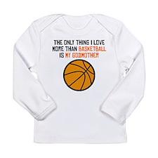 Basketball Godmother Long Sleeve T-Shirt