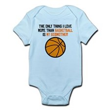 Basketball Godmother Body Suit